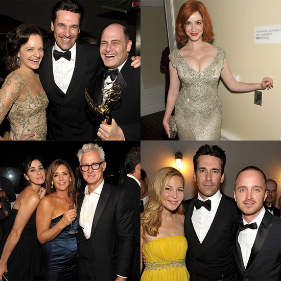 Emmy's After Party Photo's